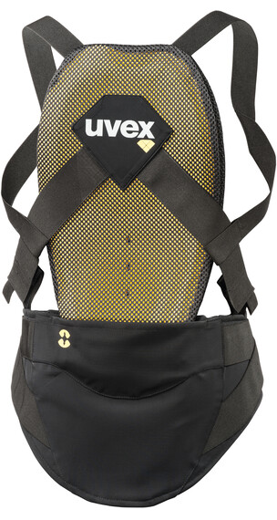UVEX back pure - Protection buste Homme - gris
